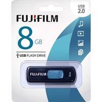Fuji 600012297 Fujifilm 8GB USB 2.0 Flash Drive - 8 GBUSB 2.0 - Capless