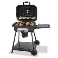 Blue Rhino Cbc1232sp-1 Deluxe Outdoor Charcoal Grill
