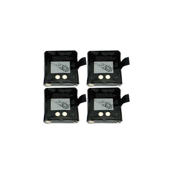 Motorola Replacement Battery FRS-007 / KEBT072 / FV700R Models (4 Pack)