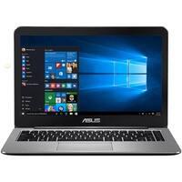"Refurbished - ASUS Bilingual E403NA-Q2S-CB 14"" Laptop N4200 1.1GHz 4GB RAM 128GB eMMC Win10"