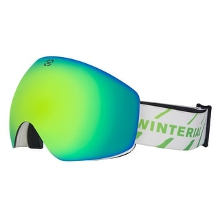 Winterial WNM2 Ski Goggles / Snowboard / Frameless / Interchangeable Lens INCLUDED!
