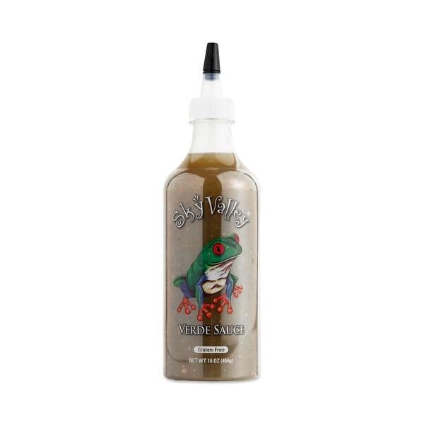 Sky Valley Verde Sauce - Case of 6 - 16 oz.