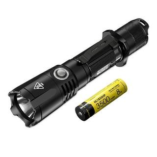NITECORE MH25GTS 1800 Lumen Rechargeable Tactical Flashlight