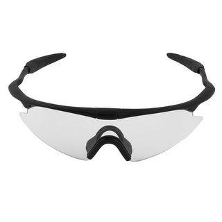 ROBESBON Authorized Unisex Sports Polarized Sun Eyeglasses Cycling Glasses Clear