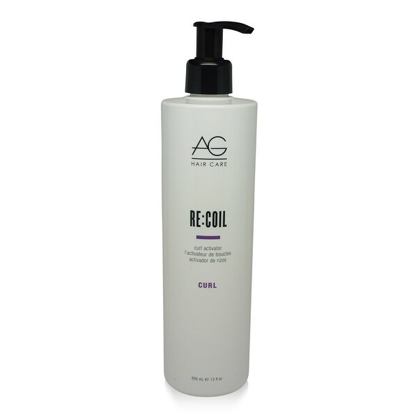 AG Hair Recoil Curl Activator 12 oz