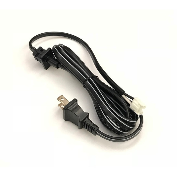 NEW OEM Mitsubishi Power Cord Cable Originally Shipped With WD73837, WD-73837