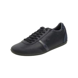 Lacoste Mens Mokara 416 Sneakers in Navy (Option: 9)