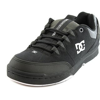 DC Shoes Syntax SN Men Round Toe Leather Skate Shoe