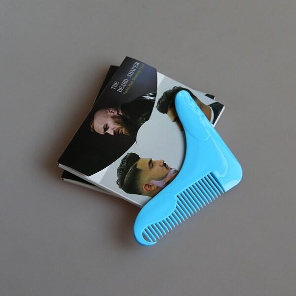 Beard Shaping Tool & Beard Comb