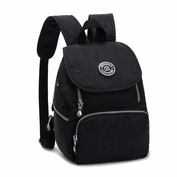 Mini Waterproof Nylon Backpack Purse for Women amp  Girls Small Lightweight  Daypack 5324632b60257