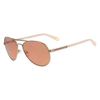 Nine West Womens Aviator Sunglasses Mirrored Lightweight - o/s