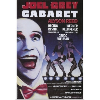 "Link to ""Cabaret (Broadway) (1987)"" Poster Print Similar Items in Art Prints"