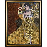 Gustav Klimt 'Portrait of Adele Bloch-Bauer I' Hand Painted Oil Reproduction