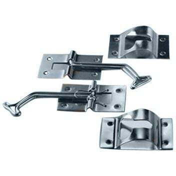 RV Designer E271 45° Zinc Entry Door Holder