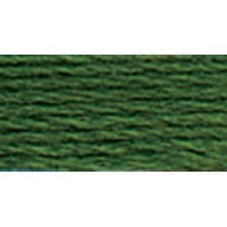 DMC Pearl Cotton Ball Size 8 87yd-Dark Hunter Green