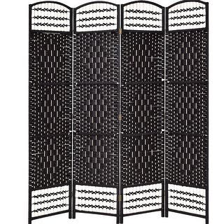 4 Panel Room Dividers & Decorative Screens For Less | Overstock.com