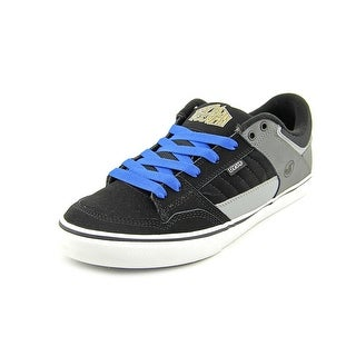 DVS Ignition CT Round Toe Leather Skate Shoe