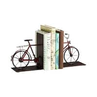 Cyan Design Pedal Bookends 7.75 Inch Tall Pedal Bookends - multi colored - N/A
