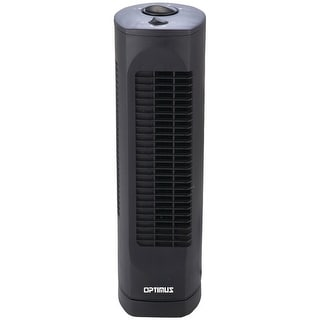 "OPTIMUS F-7300 17"" Desktop Ultraslim Oscillating Tower Fan"