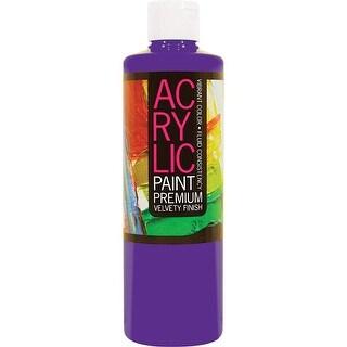 Pro Art Acrylic Paint 16oz-Brilliant Purple