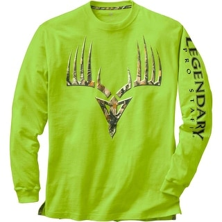 Legendary Whitetails Men's Big Game Camo Broadhead Monster Tee