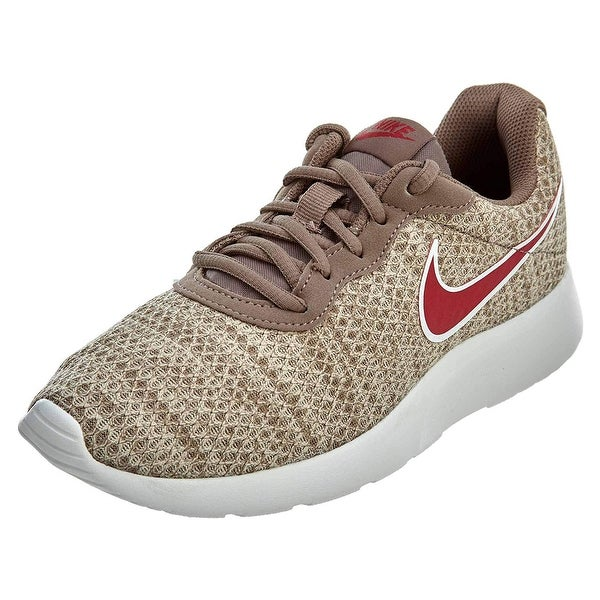 0813b319b19 Shop Nike Women s Tanjun Premium Shoe Particle Brown (8.5) - Free ...