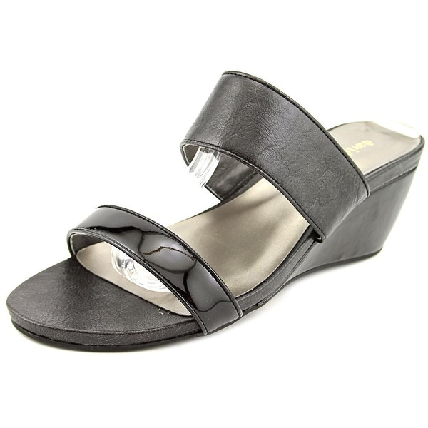 David Tate Charlotte Women Open Toe Leather Sandals