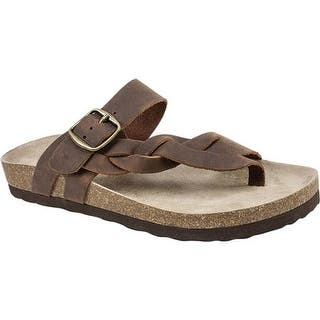 5965a22144be Buy White Mountain Women s Sandals Online at Overstock