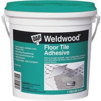 Dap Gal Floor Tile Adhesive 00137 Unit: GAL