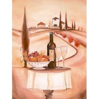 ''Italian White'' by Alfred Gockel Food Art Print (31.5 x 23.75 in.)