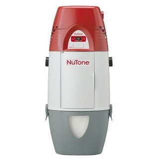 NuTone VX1000 VX Series 1040 Watt Bagged Central Vacuum Power Unit with Internal Sound Supression System