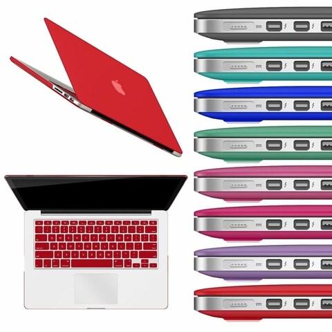 """Lot of 30 Rubberized Hard Plastic Case Keyboard Skin - Macbook Air 13"""""""