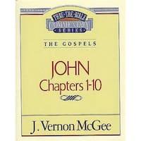 Nelson - Nelson Books 39671X Comt Thru The Bible John V1