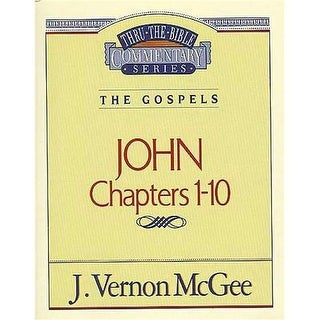Nelson - Nelson Books 39671X Comt Thru The Bible John V1