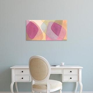 Easy Art Prints Renée W. Stramel's 'Orchid Scribe II' Premium Canvas Art