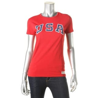 Polo Ralph Lauren Womens T-Shirt Graphic Short Sleeves|https://ak1.ostkcdn.com/images/products/is/images/direct/abffdf681bddad7d867dd695a79c406fd745c647/Polo-Ralph-Lauren-Womens-T-Shirt-Graphic-Short-Sleeves.jpg?impolicy=medium
