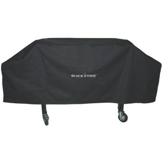 "Blackstone 1528 Griddle Station Cover, 36"", Canvas Material, Black"