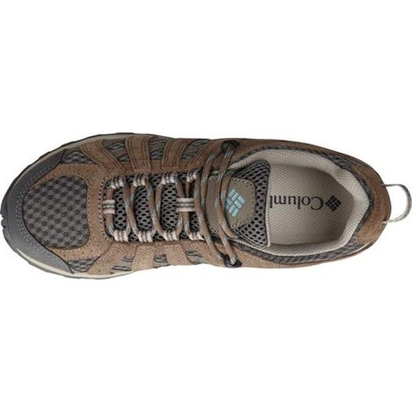columbia redmond low hiking shoes