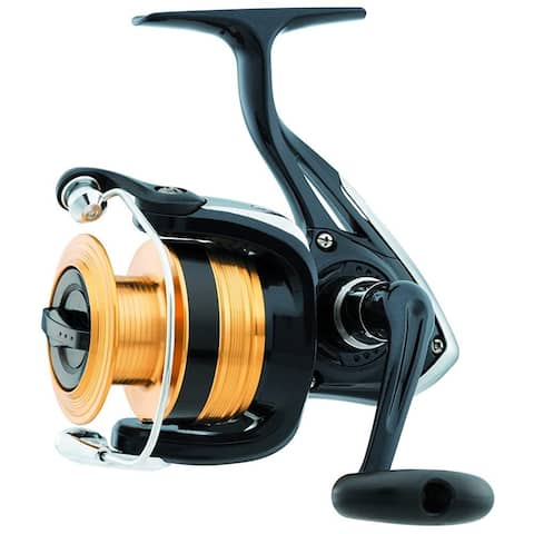ab2bffcbfe9 Daiwa SWF2500-2B-CP Sweepfire Front Drag Spinning Fishing Reel with 2BB  Drive