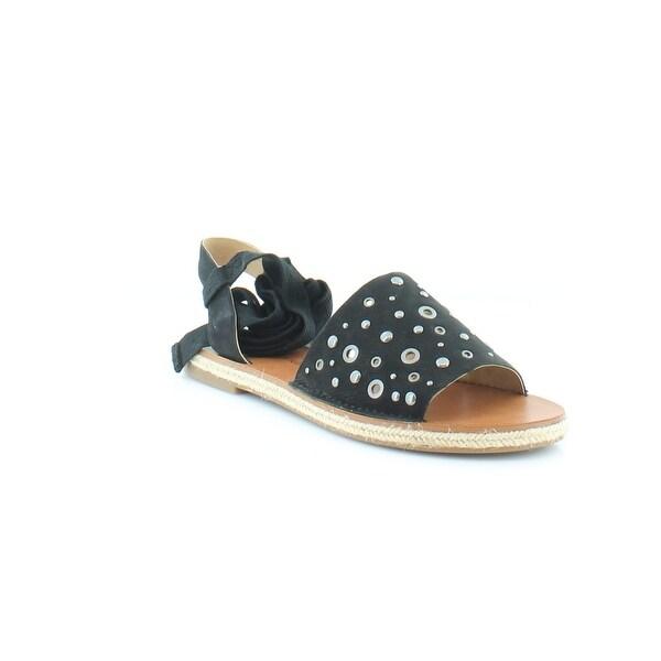 Lucky Brand Daytah 2 Women's Sandals & Flip Flops Black - 8.5