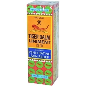 Tiger Balm Liniment - 2 fl oz - 2 Pack