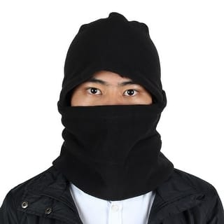 Motorcycle Thermal Fleece Detachable Neck Face Mask Cover Balaclava Hood Black|https://ak1.ostkcdn.com/images/products/is/images/direct/ac05e32f5a76f73e48beffdb8ffd33a2998339ec/Motorcycle-Thermal-Fleece-Detachable-Neck-Face-Mask-Cover-Balaclava-Hood-Black.jpg?impolicy=medium