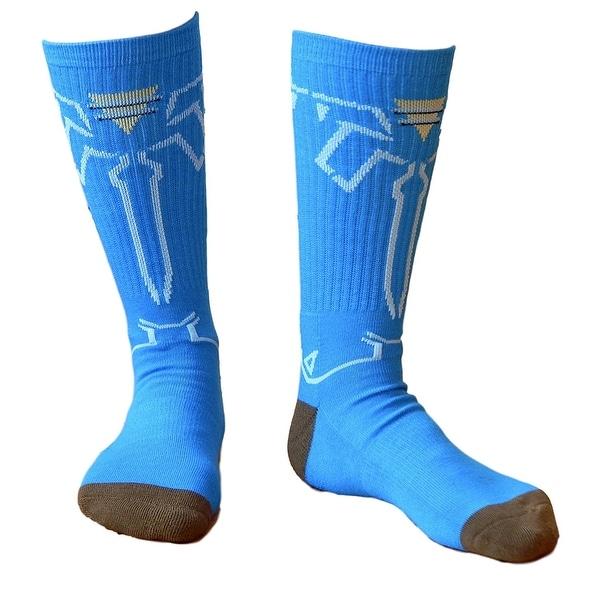 Legend of Zelda Breath of the Wild Crew Socks, 10-13
