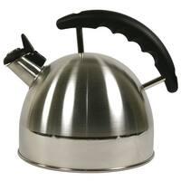 Whistling Tea Kettle 2.64 quart, Stainless Steel