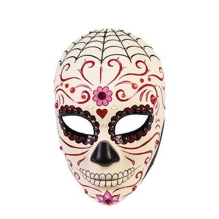 Womens Day of the Dead Sweetheart Halloween Mask - standard - one size