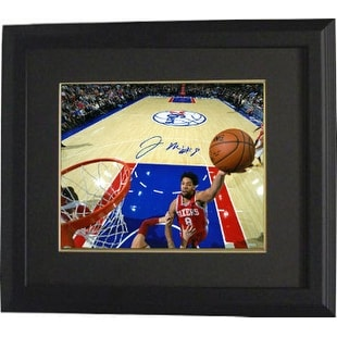Sports Mem, Cards & Fan Shop Jahlil Okafor Autographed Signed 8 X 10 Photo Philadelphia 76ers
