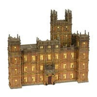 "Department 56 ""Downton Abbey"" Porcelain Lighted Building #4036506"