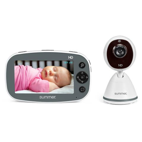 """Summer Pure HD 4.5"""" High Definition Color Video Monitor"""