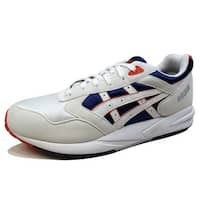 Asics Men's Gel Saga White/Royal Blue H137Y 0143 Size 11
