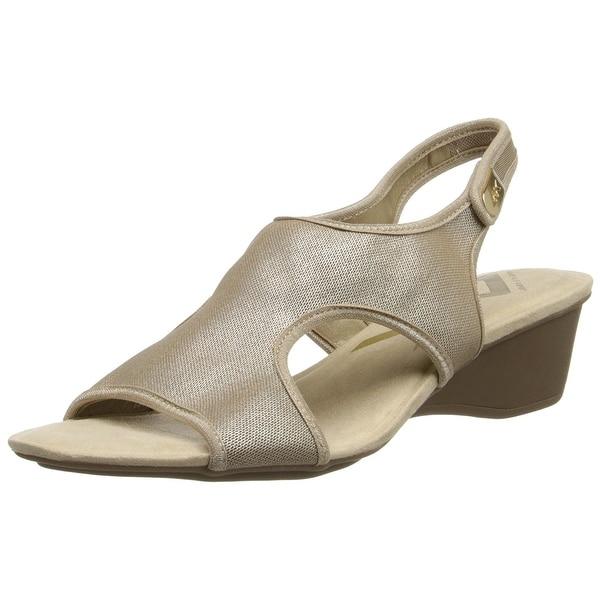 Anne Klein Sport Women's Olimpia Slingback Sandals